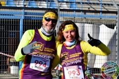 Maratona di Crevalcore - 6 Gennaio 2017