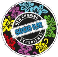 logo socio 992 running