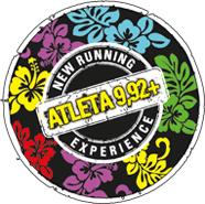 logo atleta+ 992 running